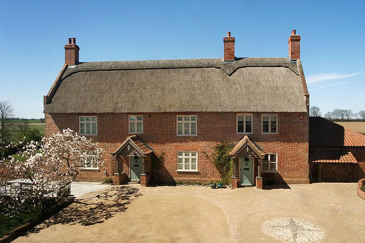 Norfolk Broads Luxury Holiday Cottage