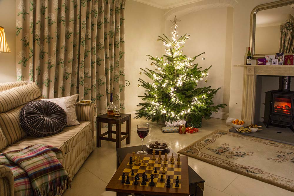 Norfolk Christmas New Year Holiday cottage