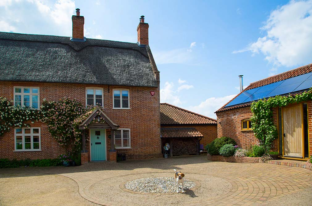 Norfolk Holiday cottage Accessible 1