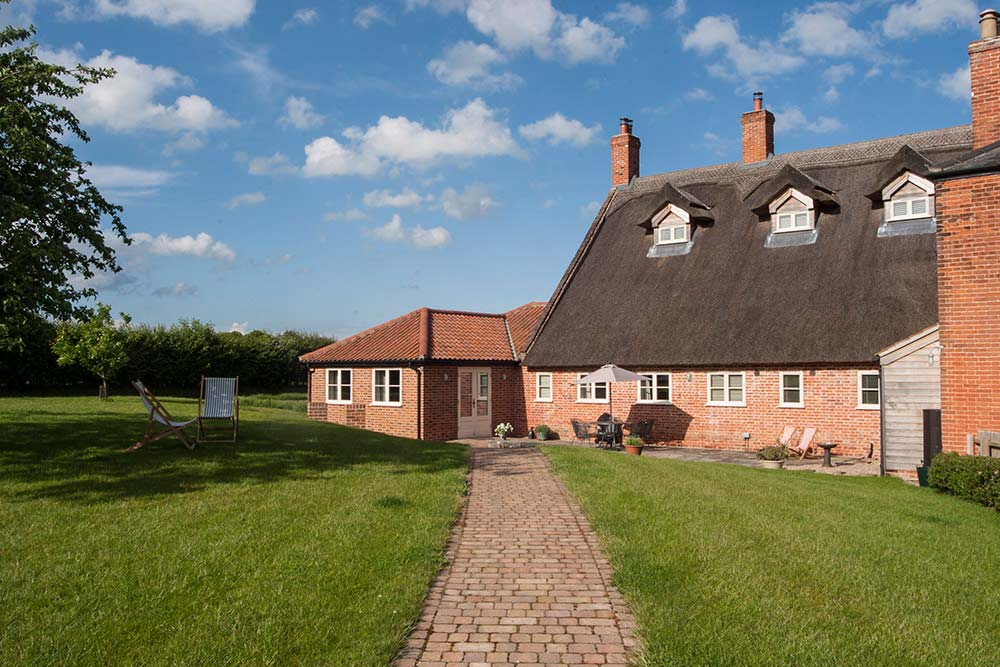 Norfolk Holiday cottage Accessible 3